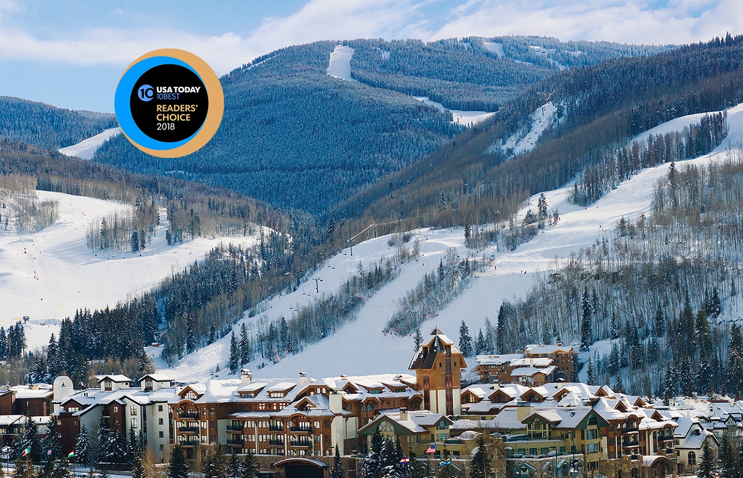 USA Today's Readers' Choice Awards: Best Ski Hotels