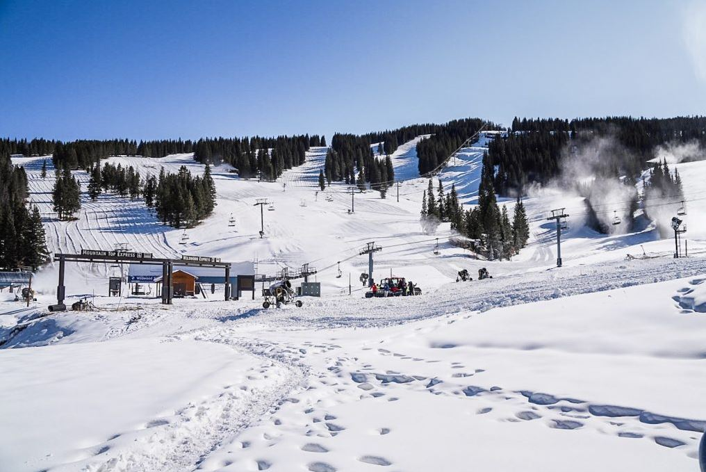 Vail to open Friday with 91 acres of terrain