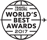 Travel Leisure World's Best Awards 2017