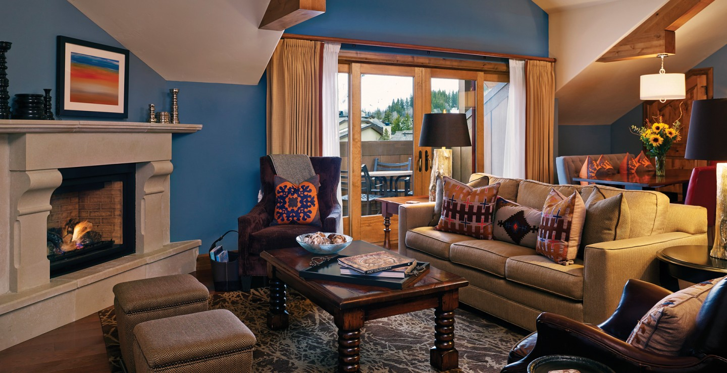 Four Bedroom Residential Suite