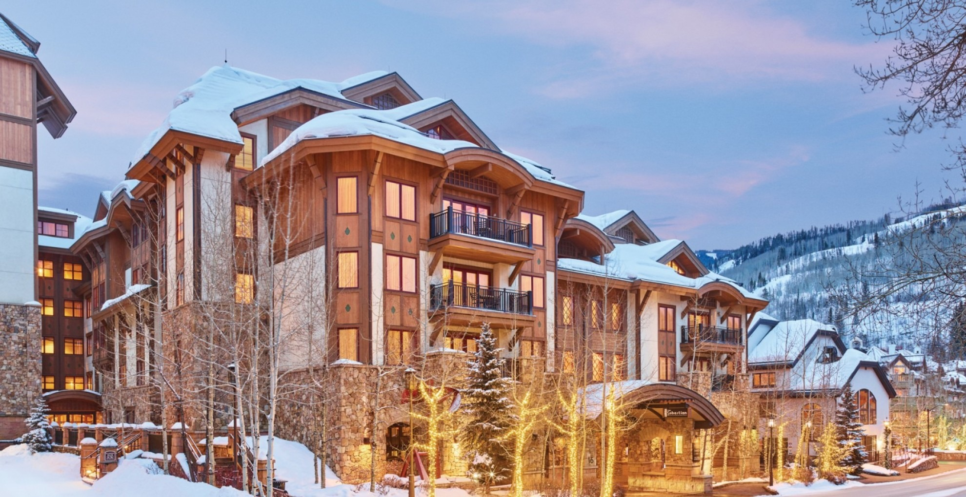 In The Heart of Vail Village