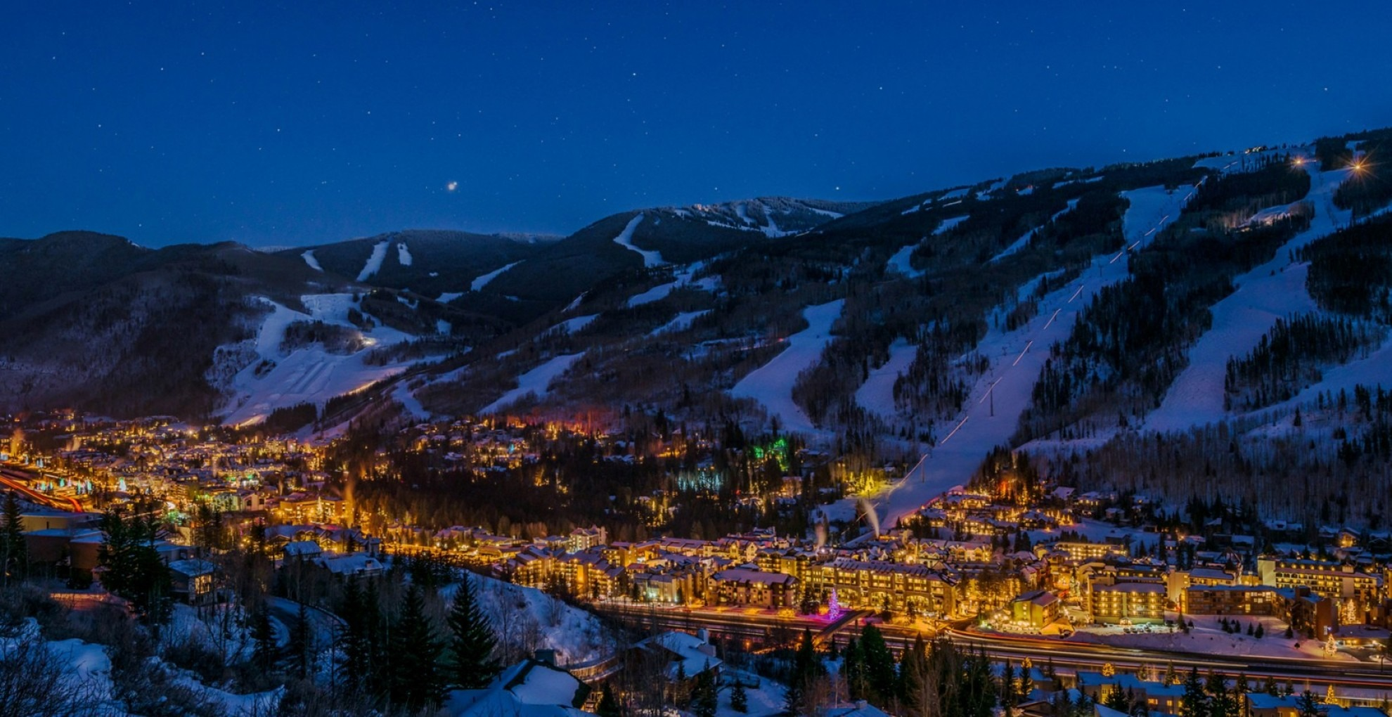 Iconic Vail with a Twist
