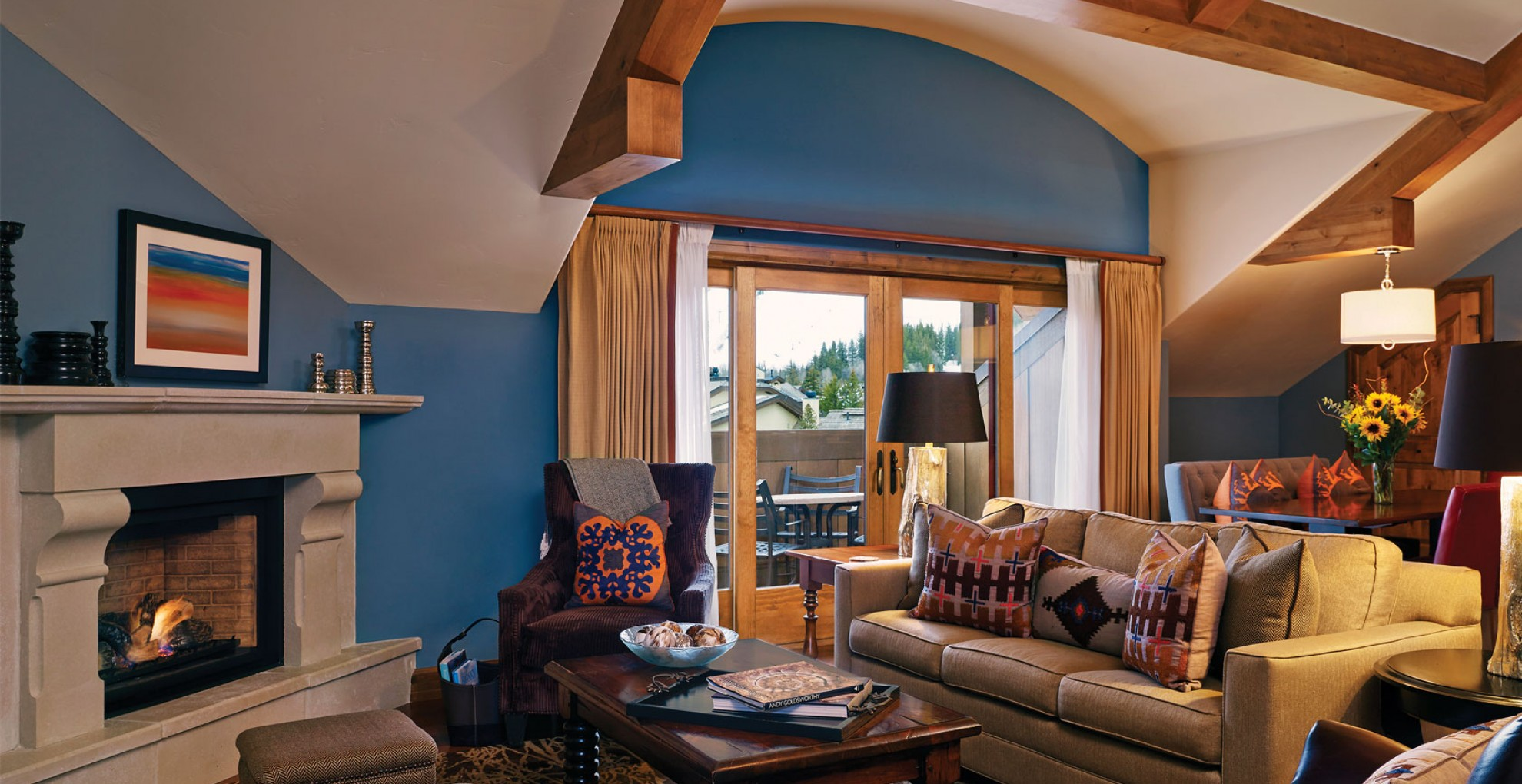 Luxury Vail Residence Room