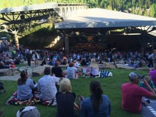 Crazy Mountain Brewery's Hot Summer Nights