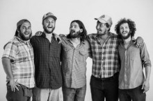 Vail Summer Bluegrass Series: Horseshoes & Hand Grenades