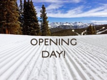Vail Opening Day 2018