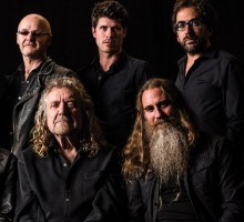 Robert Plant & The Sensational Shape Shifter