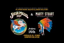 Steve Miller Band & Marty Stuart And His Fabulous Superlatives