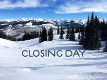 Vail Resort's Closing Day 2019